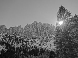 gastlosen in winter
