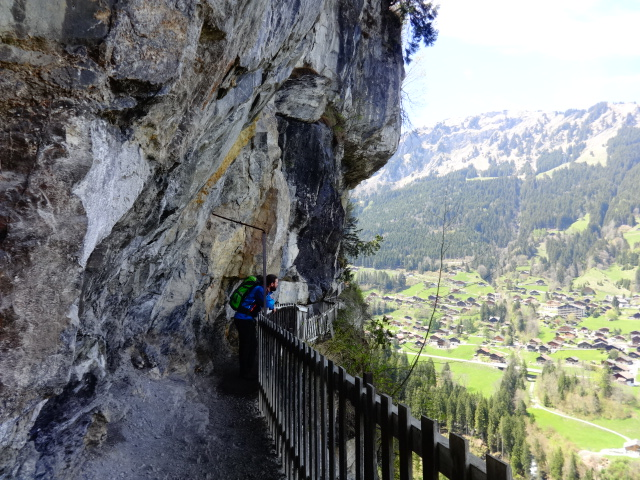 Via ferrata Champéry