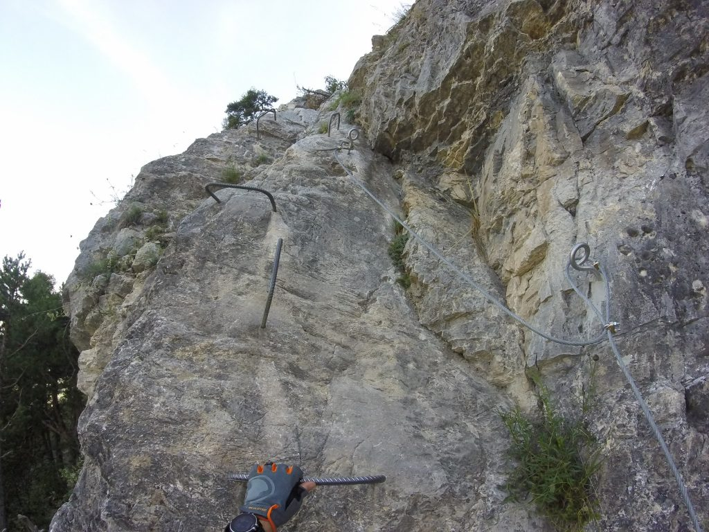 Via Ferrata Nax