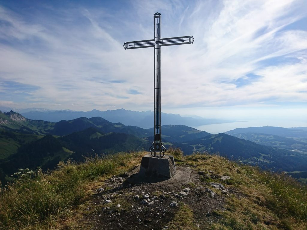 cross of Teysachaux