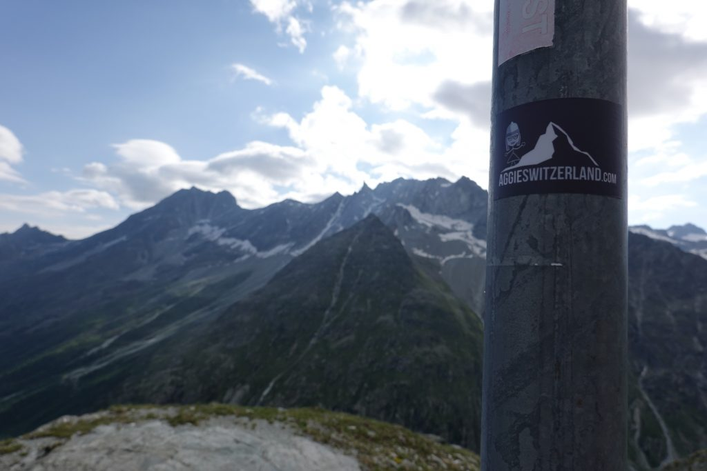 aggieswitzerland sticker